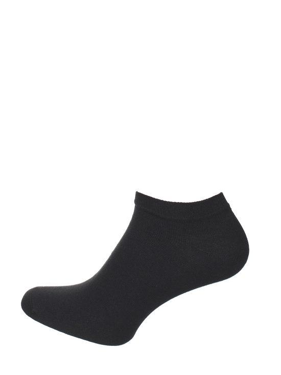Stopki bawełniane czarne